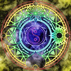 Virtue Circle by Earthstar01.deviantart.com on @deviantART