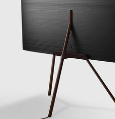 Unique design and premium material staffelei Samsung Studio Stand for & QLED & The Frame TVs, Brown Home Theater Furniture, Home Theater Setup, Best Home Theater, Home Theater Speakers, Home Theater Rooms, Home Theater Seating, Home Theater Projectors, Cool Furniture, Furniture Design