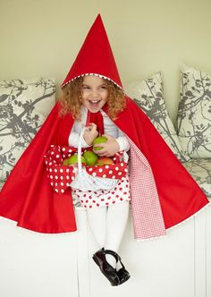 Find out how to make a fantastic fancy dress outfit at home - and on a budget!