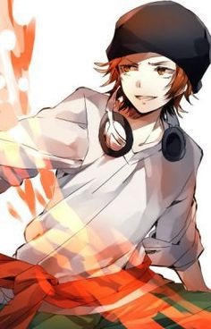 Yata Misaki | K Project ♛the sexiest anime guy of all time