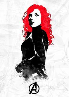 Black Widow by Owen Seago, via Flickr