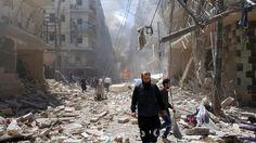 Die syrische Regierung und Russland wollen Aleppo bis Freitag nicht mehr aus der Luft angreifen. Rebellen könnten die Stadt über zwei Korridore verlassen. Doch diese lehnen das Angebot ab. Kritik kommt von Merkel.