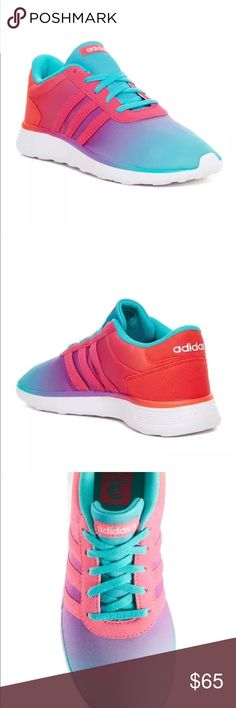 Youth, Adidas, Girl's Tennis Shoe, Running