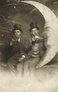 Paper Moon c. 1910