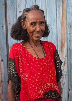 Old Eritrean Woman, Massawa, Eritrea | © Eric Lafforgue www.… | Flickr
