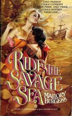 Ride the Savage Sea