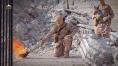 2015-02-21 Según EFE el Estado Islámico quema vivas a 43 personas en el oeste de Irak