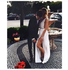 You and me perfect two | Love | Couple | Gentleman | Beautiful Dress | Cute | Relationship goal