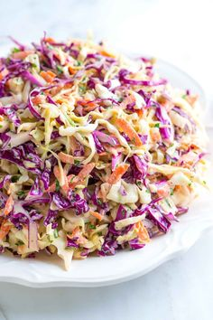 How to Make Homemade Coleslaw