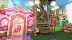 As brinquedotecas temáticas são projetadas para a diversão de crianças de todas as idades.