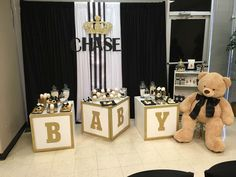 Royal Prince Baby Shower Party Ideas | Photo 1 of 34