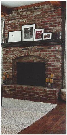 Brick Fireplace Ideas (8) – The Urban Interior