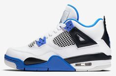 The 2017 Air Jordan 4 Motorsport Will Come In GS Sizes Too