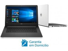 Notebook Dell Inspiron I14-5458-B10B Intel Core i3 - 4GB 1TB Windows 10 LED 14 HDMI