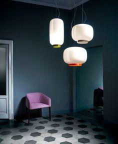 Lámpara de suspensión Chouchin Reverse de Foscarini