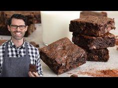 Fudgy Chocolate Brownies Recipe - YouTube