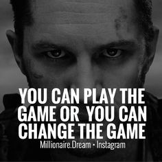 Play it or change it! What do you do? Tag a game changer! Follow @fcukthenorm by millionaire.dream