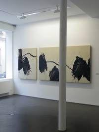 Exposition Fabienne Verdier - Galerie Jaeger Bucher (photo Jmph)