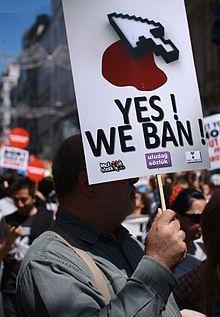 Risultati immagini per internet censorship poster