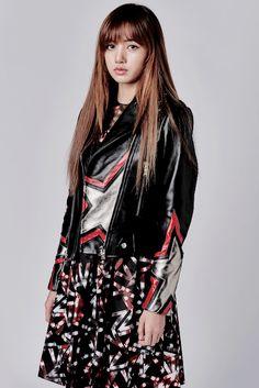 BLACK PINK [YG new girl group] - Lisa