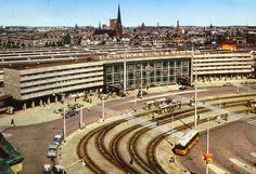 Rotterdam toen en nu