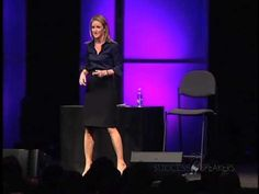 "Mel Robbins ""Setting your goals high"""