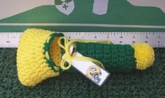 Green Bay Packers Weenie Warmer from The Goofy Gift Shop