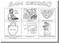 san isidro dibujos - Buscar con Google Ocean Crafts, Arts And Crafts, Cards, Verbena, Ideas Para, Spanish, Classroom, Google, Diy