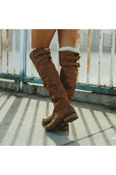 Best Knee High Boots For Narrow / Skinny Calves 2015 – 2016 | My ...