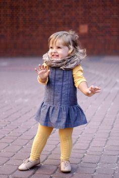 little girly fashion