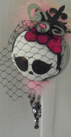 Custom Monster High Christmas Ornament OOAK So Pretty   eBay