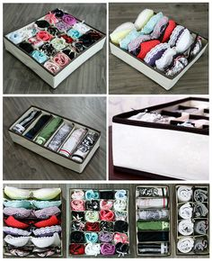 great organisation for panties and bras