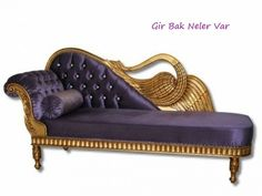 French Luxurious Divan For My Perfect Psychologist S