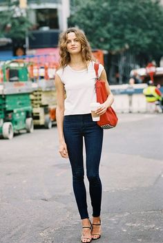 Vanessa Jackman: New York Fashion Week SS 2014....Barbara