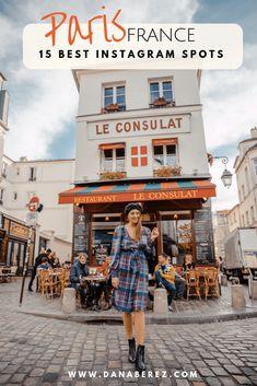 The Best Vacation Destinations In France – Travel In France Best Vacation Destinations, Best Vacations, Vacation Ideas, Eurotrip, Paris France, Opera Garnier Paris, Nyc Instagram, Instagram Tips, Paris Travel Guide