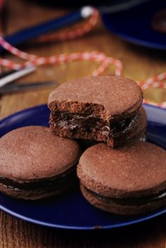 Cookie Desserts, Cookie Recipes, Dessert Recipes, Sweet Little Things, Muffins, Cupcakes, Pie Cake, Polish Recipes, Food And Drink