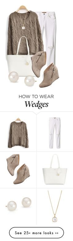"""Cozy Booties and Sweater For Fall"" by queenrachietemplateaddict on Polyvore featuring Rebecca Minkoff, Furla, CL by Chinese Laundry and Blue Nile"