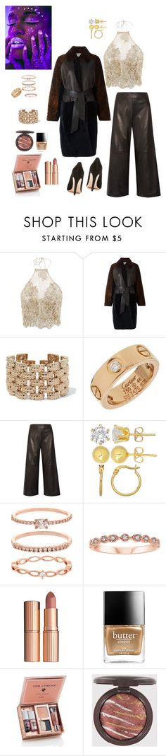 """""""Untitled #558"""" by lianatzelese ❤ liked on Polyvore featuring Lanvin, Valentino, Cartier, ADAM, Bridge Jewelry, Accessorize, Charlotte Tilbury, Butter London and Alice + Olivia"""