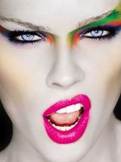 Make-up trends zomer 2012