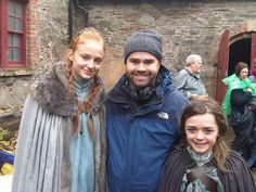 Arya Remembers the Good Old 'Game of Thrones' Days When the Starks Were Whole
