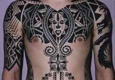 African Tribal Tattoos
