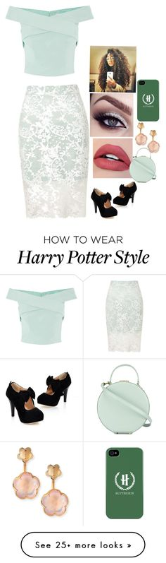 """""""Untitled"""" by keelagirl on Polyvore featuring Miss Selfridge, Pasquale Bruni and Tammy & Benjamin"""