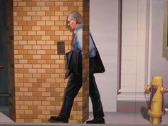 Puzzled Businessman Optical Illusion - http://www.moillusions.com/puzzled-businessman-optical-illusion/