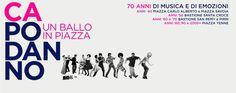 Un ballo in piazza: il viaggio nel passato del #Capodanno a #Cagliari