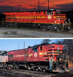 Norfolk Southern heritage: then and now - Classic Trains Magazine