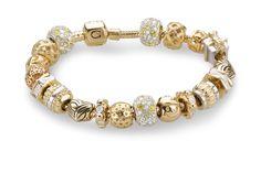 Chamilia 14K Goud beads