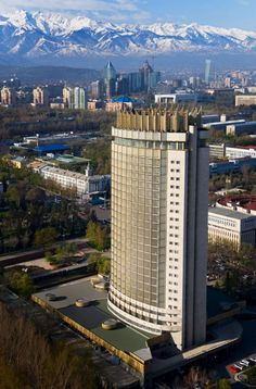 Almaty, Kazakhstan.  Almaty, formerly known as Alma-Ata, is the largest city in Kazakhstan, and was the country's capital until 1997. Despite losing its status as the capital to Astana, Almaty remains the major commercial and cultural center of Kazakhstan. (V)