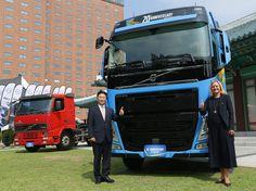 볼보트럭, 비전 2020..점유율 20% 업계 2위 도약 목표 :: 다나와 DPG