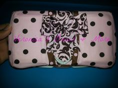 Baby wipe cases, custom orders www.facebook.com/VeronicasBowsMore