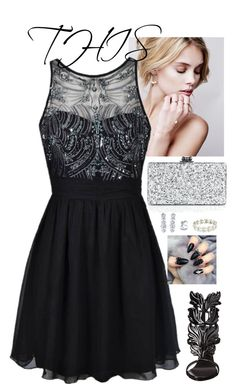 """This..."" by lorena-hernandez-gonzalez on Polyvore featuring Ally Fashion, Edie Parker, Giuseppe Zanotti and Bling Jewelry"